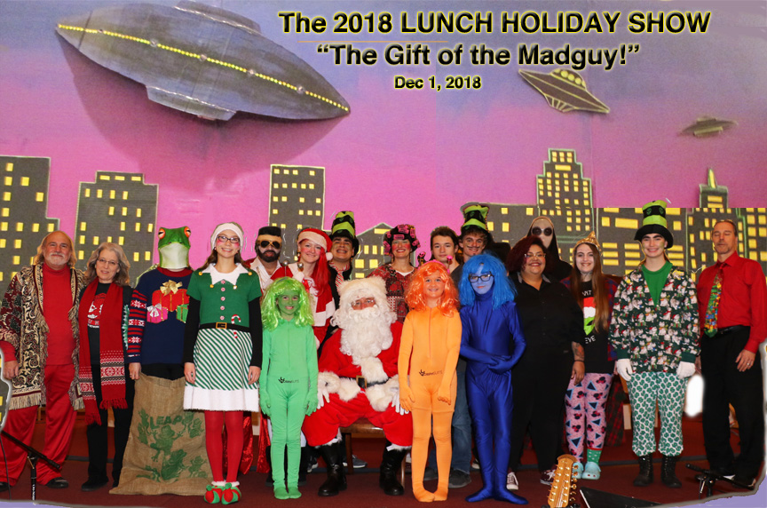 LUNCH HOLIDAY SHOW